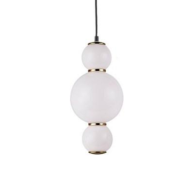 Светильник подвесной Pearls A Brass - фото 30604