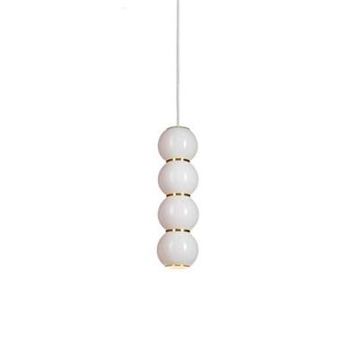 Светильник подвесной Pearls B Gold - фото 30608