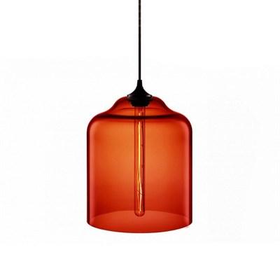 Светильник Bell Jar Red - фото 30682