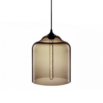 Светильник Bell Jar Cognac - фото 30686