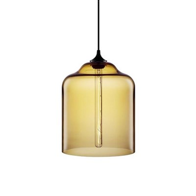 Светильник Bell Jar Amber - фото 30690