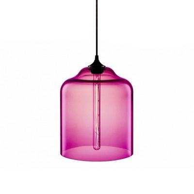 Светильник Bell Jar Purple - фото 30696