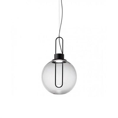 Светильник подвесной Orb Black D30 - фото 30835
