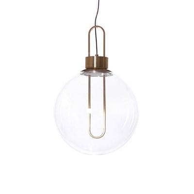 Светильник подвесной Orb Brass D30 - фото 30839