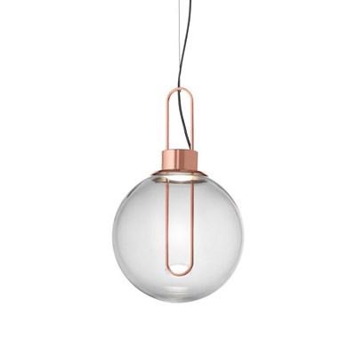 Светильник подвесной Orb Copper D40 - фото 30849