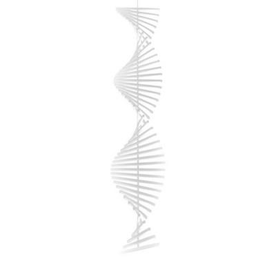 Люстра Rhythm Vertical  White 239 - фото 31016