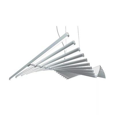 Люстра Rhythm Horizontal L102 White - фото 31042