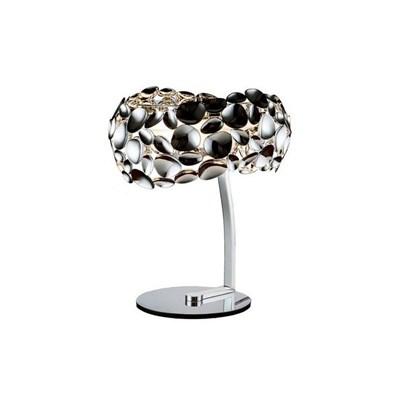 Лампа настольная Anish хром - фото 31091