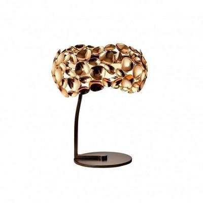 Лампа настольная Anish золото - фото 31095