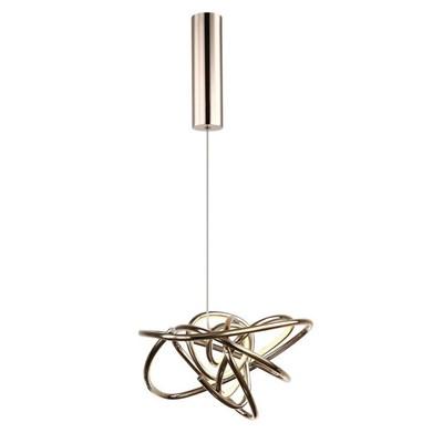 Светильник подвесной Saga Copper D21 - фото 31254