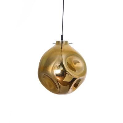 Светильник подвесной Soap C золотой - фото 31315