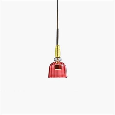 Светильник Flauti Red D15 - фото 31711