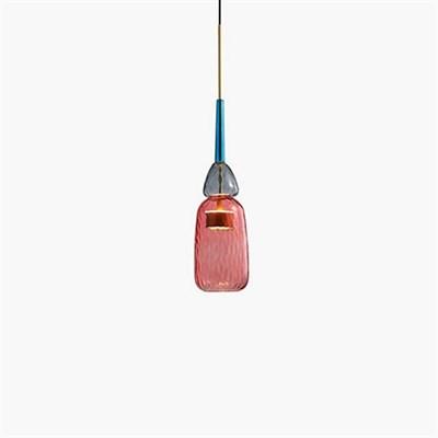 Светильник Flauti Pink D15 - фото 31727