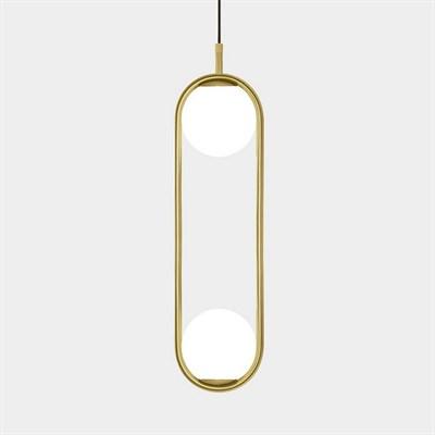Светильник подвесной HOOP DUO - фото 31762
