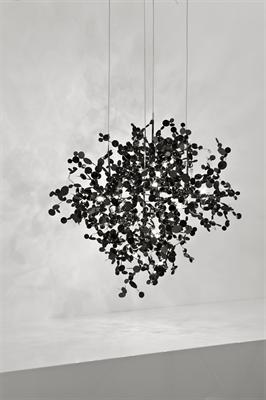 Люстра Argent D85 black nickel - фото 32183