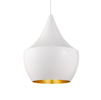 Светильник Beat Light Fat by Tom Dixon White