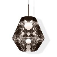 Светильник Cut Tall Pendant Coffee  Tom Dixon