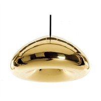 Светильник Void Gold by Tom Dixon