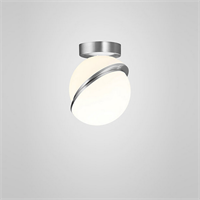 Светильник Crescent Ceiling Light  by Lee Broоm хром