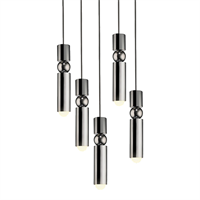 Fulcrum Light 5 by Lee Broоm Chrome