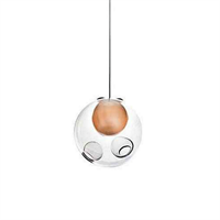 Светильник Bocci 28.1 Single Pendant by Omer Arbel