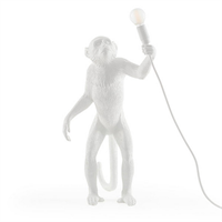 Торшер Обезьяна с Лампой Seletti Monkey Floor Lamp