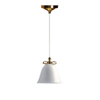 Светильник Moooi Bell White by Marcel Wanders