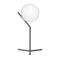 IC Lighting Flos Table 1 High Black by Michael Anastassiades настольная лампа