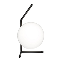 IC Lighting Flos Table 1 Low Black by Michael Anastassiades настольная лампа
