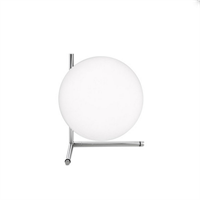IC Lighting Flos Table 2 Chrome by Michael Anastassiades настольная лампа
