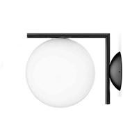 IC Lighting Flos Wall 1 черный светильник настенно -потолочный