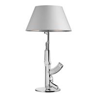 Настольная лампа Flos Филипп Старк серебрянный автомат