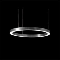 Henge Light Ring Horizontal D60 никель