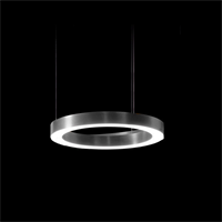 Henge Light Ring Horizontal D30 Nickel
