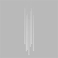 Vibia Slim 7 White Round by Jordi Vilardell