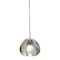 Mizu Pendant Single Light by Terzani