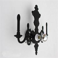 Настенный светильник Ligne Roset Louis 5D черный