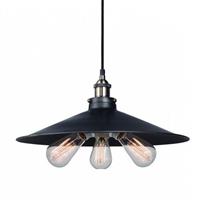 Светильник подвесной Loft Factory Filament Trio