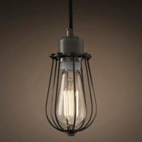 Светильник подвесной Loft Cage Light