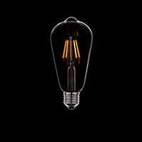 Лампа ретро Loft Edison Bulb LED ST64 2C4