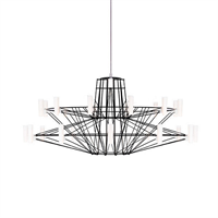 Люстра Coppelia Small 2 D68 Black в стиле Moooi