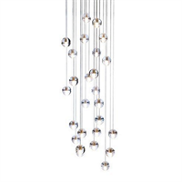 Люстра 14.26 Rectangle Pendant Chandelier в стиле Bocci Omer Arbel