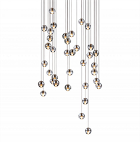 Люстра 14.36 Rectangle Pendant Chandelier в стиле Bocci Omer Arbel