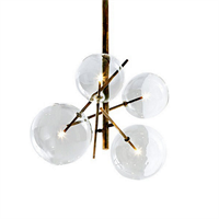 Светильник Bolle 4 в стиле Gallotti & Radice