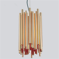 Светильник подвесной Brubeck D18 Gold