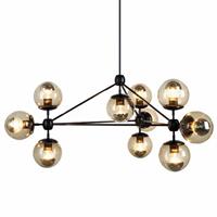Люстра Modo Chandelier 10 Globes в стиле Roll & Hill
