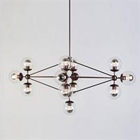 Люстра Modo Chandelier 13 Globes в стиле Roll & Hill