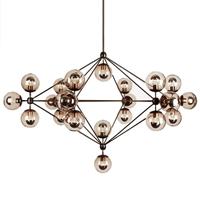 Люстра Modo Chandelier 21 Globes в стиле Roll & Hill