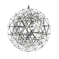Люстра Raimond Sphere D61 Chromeв стиле  Moooi