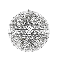 Люстра Raimond Sphere D127 Chrome в стиле  Moooi